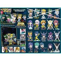Cavaleiros Zodíaco Bandai Big Head Saint Seiya 14,00 Cada