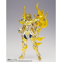 Aioria Do Leão Soul Of Gold (sog) Armadura Divina Great Toys