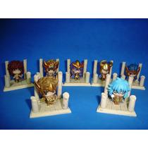 Cavaleiros Do Zodíaco Saint Seiya Mini Big Head