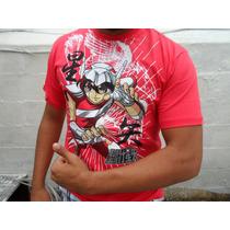 Camiseta Seiya De Pegasus Cavaleiros Dos Zodíaco Cdz