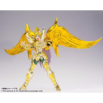Saint Seiya Cloth Myth Ex Mú De Aries Soul Of Gold Lacrado