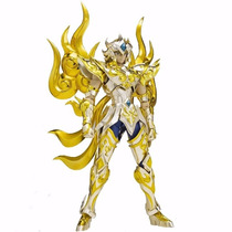 Cloth Myth Ex Aiolia De Leão Soul Of Gold + Effects - Bandai