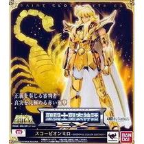 Cavaleiros Do Zodíaco: Milo De Escorpião Oce Ex - Bandai