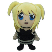 Death Note Misa Pelúcia Licenciada 18cms Ge Animation