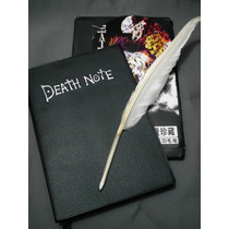 Kit Death Note Caderno + Cd + Pena Caneta Pronta Entrega