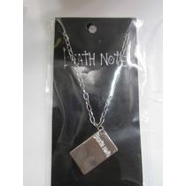 Colar Anime Death Note - Livro