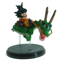 Boneco Dragon Ball - Action Figure Goku Shenlong Dragonball