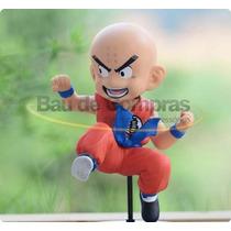 Boneco / Figura Colecionável Dragon Ball Kuririn - Original