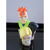 Androids 16, 17 & 18 Mini Diorama - Dragon Ball Z | Bandai®
