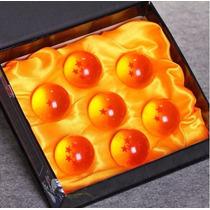 As 7 Esferas Do Dragão Dragon Ball Com Caixa Segura (oferta)