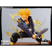 Trunks Super Saiyajin - Dragon Ball Z - Estatueta Decorativa