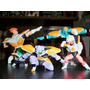 Dragon Ball Z Forças Especiais Ginyu Diorama Completo Com 5