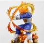 Dragonball Z Super Sayan Vegeta Bandai 14cm - Pronta Entrega