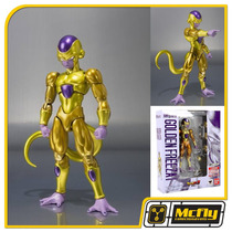 S.h Figuarts Dragon Ball Z Kai Golden Freeza Golden P/entreg