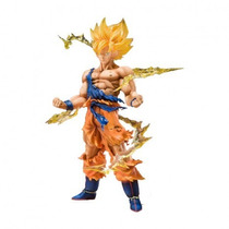 Dragon Ball Z Super Saiyan Son Goku Bandai 17 Cm