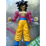 Lote 3 Bonecos Dragon Ball Z E Gt - Original Mattel 2000