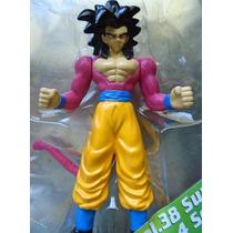 Lote Bonecos Dragon Ball Z E Gt - Original Mattel 2000