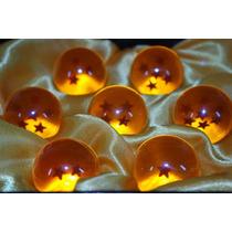 Esferas Do Dragão 3cm Set Com As 7 Set Paralelo
