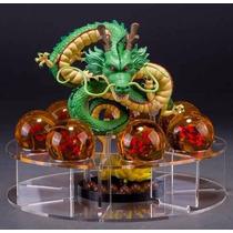 Brinquedo Shenlong + Esferas Do Dragão Dragon Ball Z