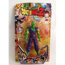 Goku Gohan Trunks Picollo Cell Vedita Dragon Ball Articulado