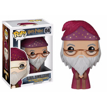 Harry Potter - Albus Dumbledore Boneco Pop Da Funko 10cms