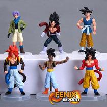 Bonecos Dragon Ball Gt Colecionáveis Goku Trunks Gt