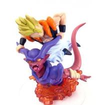 Boneco Gashapon Dragon Ball- Gogeta Vs Janemba