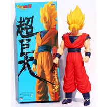 Boneco Action Figure Dragon Ball Z Super Saiyan Goku 42 Cm