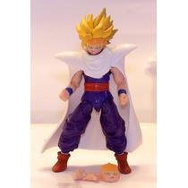 Boneco Dragon Ball Z Son Gohan Super Sayajin 12cm Articulado