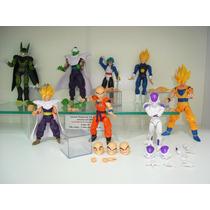 Dragon Ball Z Kai Goku Freeza Kuririn Gohan Frete Grátis