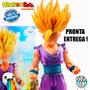 Dragon Ball Action Figure Gohan Brinquedo Pronta Entrega