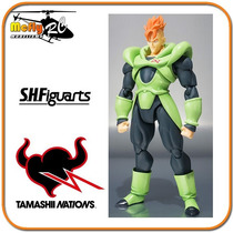 S.h Figuarts Android 16 Dragon Ball Z Androide N 16 P/entreg