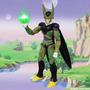 Dragon Ball Z Cell A Forma Perfeita E Evoluções Articulável