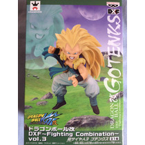 Gotenks Super Saiyajin 3 Dragon Ball Kai Banpresto Dfx Vol.3