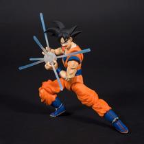Action Figure, Dragon Ball Z Goku - Shfiguarts Frete Grátis!