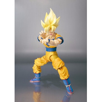 Dragon Ball Z Super Saiyan Son Goku - S.h.figuarts - Bandai