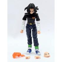 Dragon Ball Z Boneco Action Figure Android 17