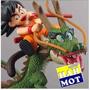 Dragon Ball Goku & Shenron 14cm Bandai Shenlong