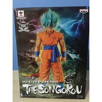 Dragon Ball Z The Son Goku Master Stars Piece Pronta Entrega