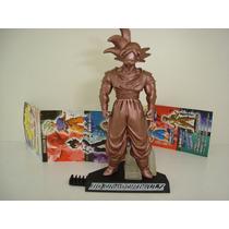 Goku Bandai Dragon Ball Z Kai Gashapon Brown Japan Anime