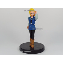 Androide Android 18 (12 Cm) - Dragon Ball - Pronta Entrega!