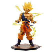 Goku Super Saiyan Dragon Ball Z (pronta Entrega)