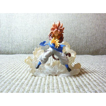 Boneco Gashapon Dragon Ball- Gogeta Ssj 4