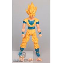 Goku Sayajim 1 Dragon Ball Z Totalmente Articulado