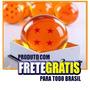 Esfera Do Dragão 4 Estrelas Tamanho Real 8cm - Frete Grátis