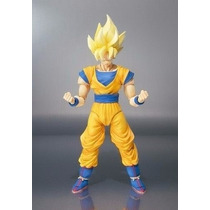 Dragon Ball Z Goku Sh Figuarts Japan Selo Toei Em Estoque