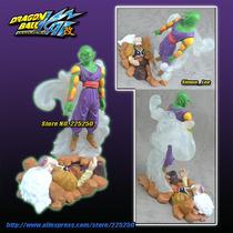 Boneco Gashapon Dragon Ball- Piccolo E Android 20