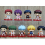Mini Figures Collection Kuroko No Basket One Coin Kit 8 Pçs