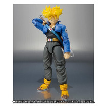 Dragon Ball Z S.h Figuarts Trunks Premium Color Edition Limi