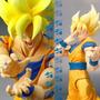 Bandai Sh Figuarts Dragon Ball Super Saiyan Goku Selo Toei